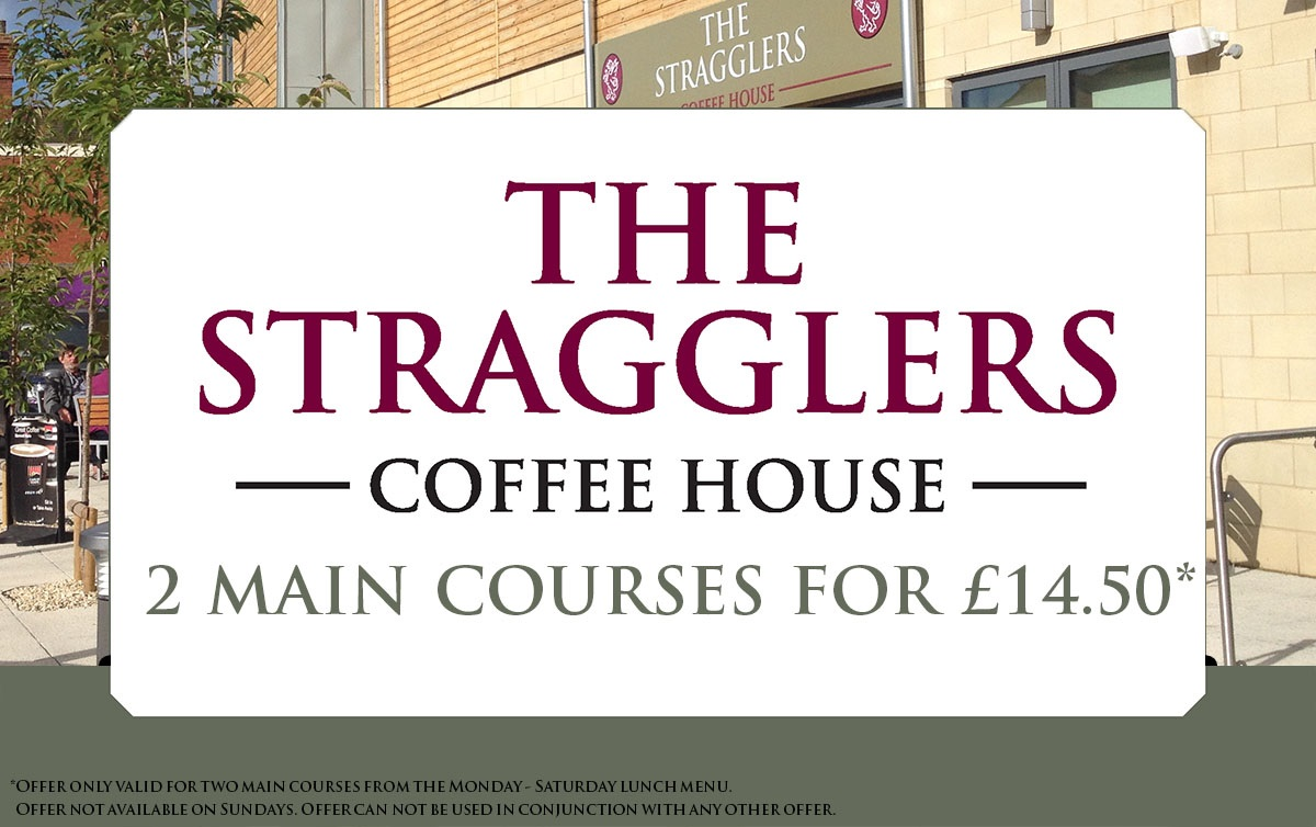 Stragglers January Offer